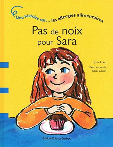 PAS DE NOIX POUR SARA