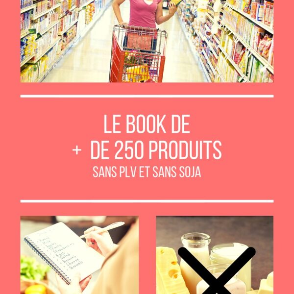 Book Produits sans PLV